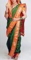 Maharashtrian Traditional Nauvari Saree