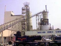 Acid Slurry Sulphonation Plant