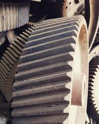 Used Helical Gears
