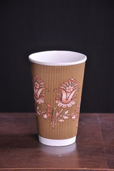 Paper Cup - 500 ML Double Wall