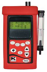 Industrial Flue Gas Analyser