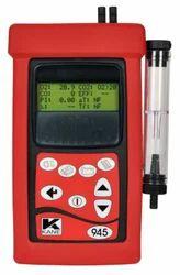 Industrial Flue Gas Analyzer