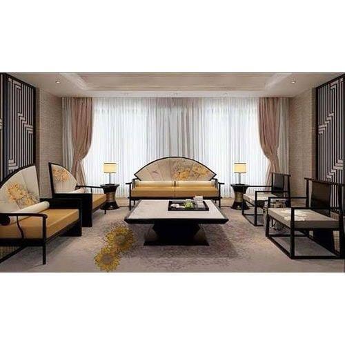 Chinese Sofa Set