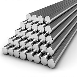 Stainless Steel Round Bar for Construction, Length: 18 meter
