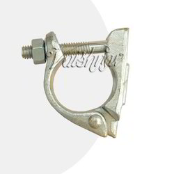 Forged Single Clamp Half Coupler