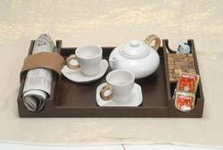 News Paper Tray Without Tea Set