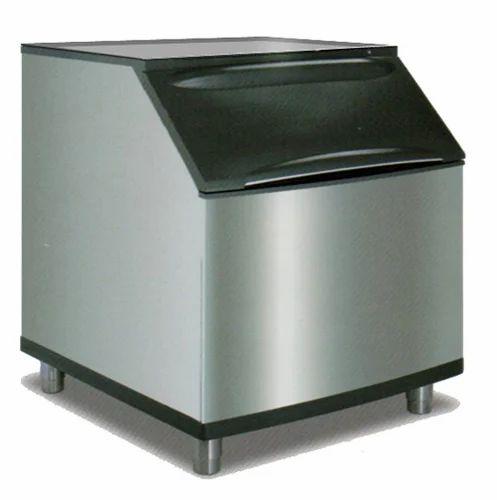 Exceptional Stainless Steel Storage Bin