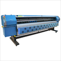 Konica Flex Printing Machine