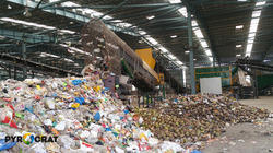 Municipal Solid Waste Segregation and Composting Plant