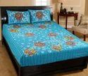 Spider  Cotton Bed Sheet