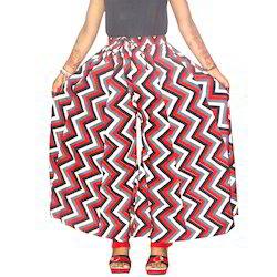 Designer Skirt Palazzo