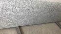 Polished Slab P White Granite, For Flooring, Thickness: 15-20 Mm