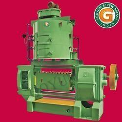 High Capacity Oil Nut Press