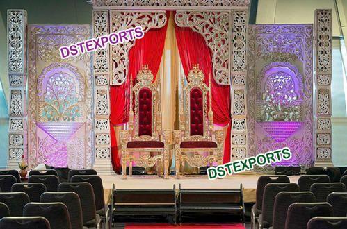 Latest indian wedding stage decoration set dst exports patiala latest indian wedding stage decoration set junglespirit Gallery