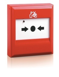 GST Manual Call Point, For Fire Alarm System
