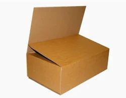 Full Overlap Corrugated Box