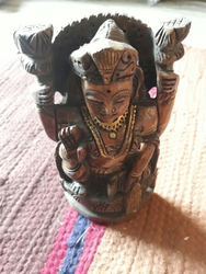Wooden Ajanta