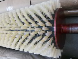 Industrial Rotating Brush Roller