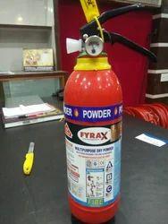 Dry Powder Fire Extinguishers