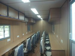 PVC Portable Container Office Cabins
