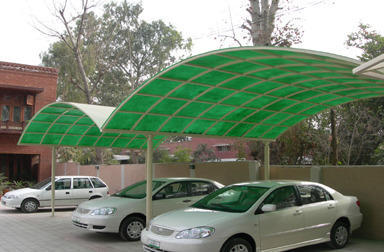 Car Parking Shed परकग छपपर परकग