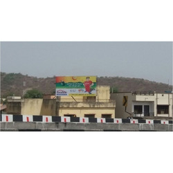 Vinyl Hoarding Banner Advertisement Service, in Pan India