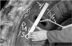 OTR Tyre Cut Repair  Service