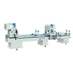 Two Head Cutting Machine for Aluminum and UPVC Profile