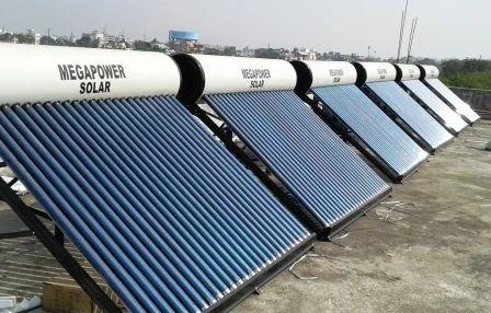 Mega Power Solar Manufacturer Of Solar Water Heater
