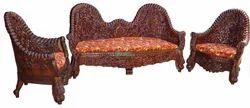 Antique Carved Furniture Set