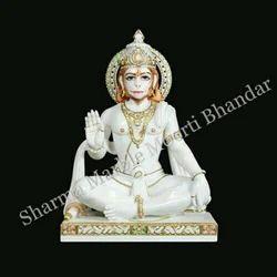 Hanuman Ji Marble Moorti