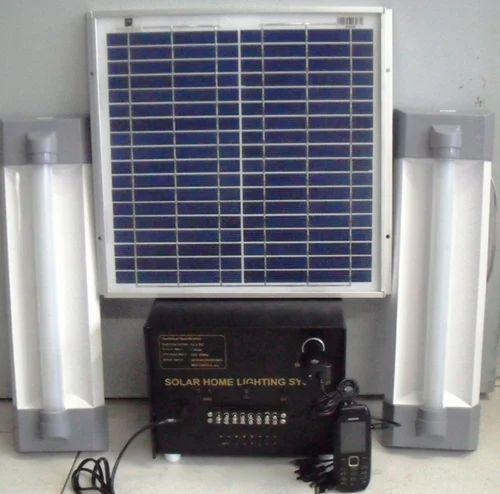 Home Lighting System Solar Home Lighting System Exporter