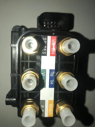 Airmatick valve