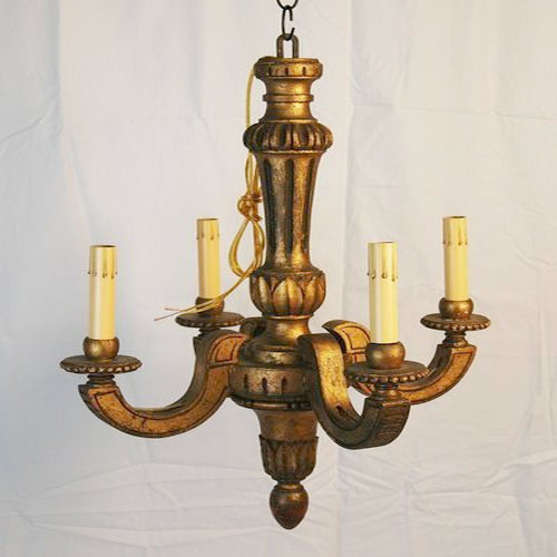 Antique Wooden Chandeliers - Antique Wooden Chandeliers, Wooden Chandeliers - Dezaina Lights, New