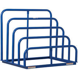 Standard Steel Sheet Storage Stand, For Industrial