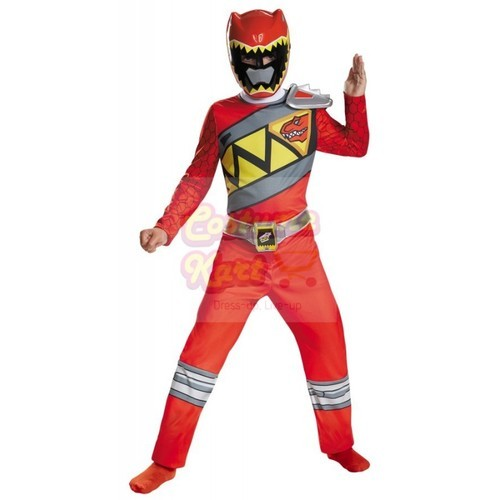 46aa137e Red Power Ranger Dino Classic Kids Costume at Rs 5599 /piece | Kids ...