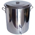 Mash Kettle, Capacity: 500 To 5000 Ltr