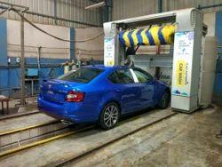 Automated Car Washing