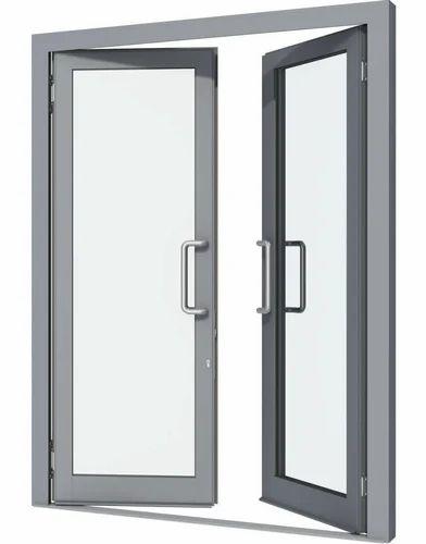 Aluminium Doors Aluminum Swing Entry Door Manufacturer