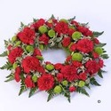 Exotic Wreath Fresh Flower