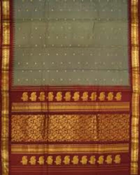 Pure Gadwal Sico Saree