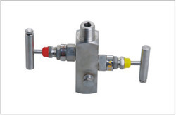 Stainless Steel Double Block and Bleed Gauge Valves