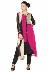 Beautiful Designer Party wear Ladies Long Kurti Suit