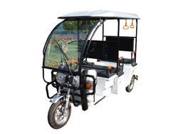 mini battery powered e rickshaw