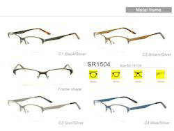 SR104 Metal Designer Eyewear