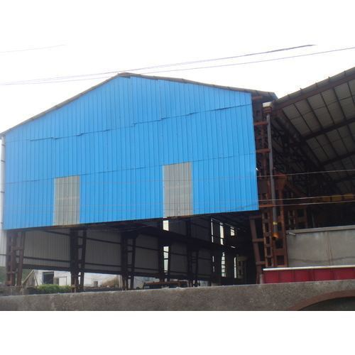Factory Roofing Shed At Rs 135 Square Feet Factory Roofing Shed