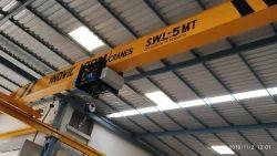 Single Girder Semi EOT Crane