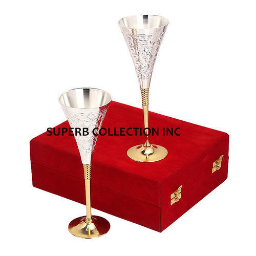 Corporate Wine Glass Gifts Box