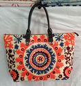 Indian Handmade Suzani Ladies Bag
