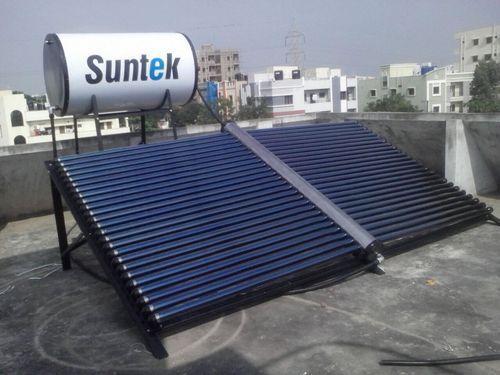 Etc Solar Water Heating System 500 Lpd सोलर वाटर हीटिंग